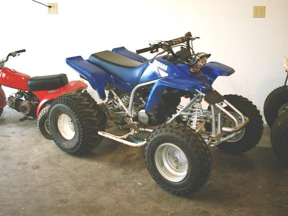 Yamaha Blaster Front Bumper For Sale